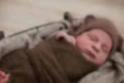 фотосессия новорожденных в домашних