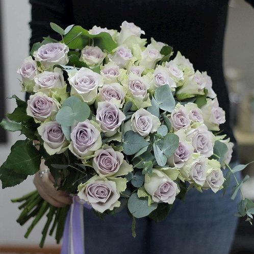 Букет роз Монинг Дью