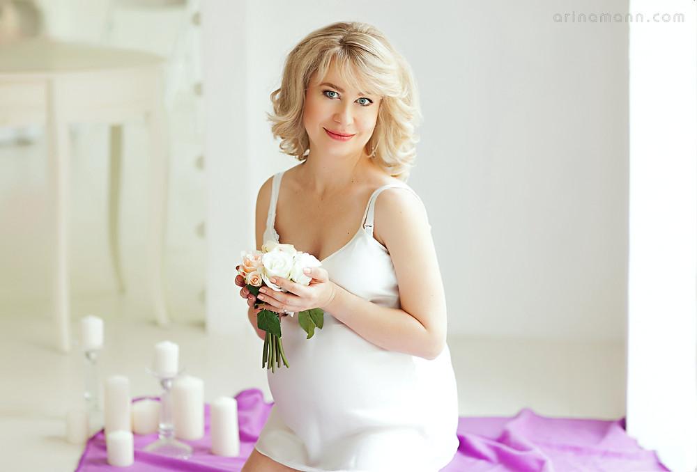 фотостудии для беременных
