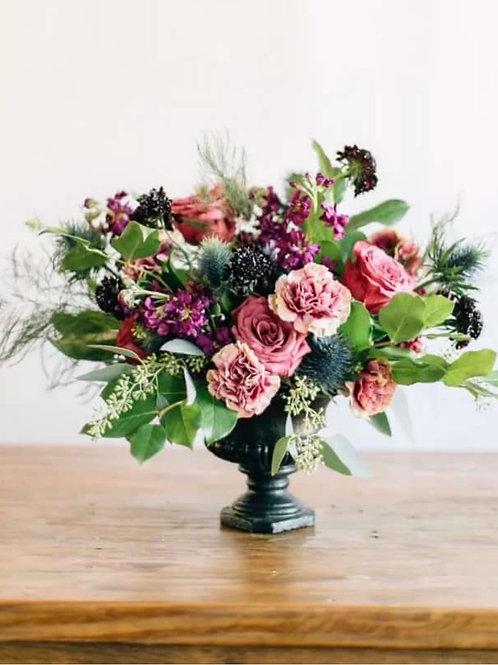 Свадебные композиции из цветов