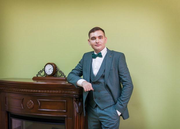 бизнес портрет для мужчины