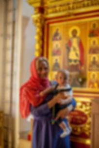 фотограф на крещение химки