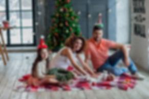 оформление новогодней фотозоны