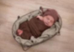фотосессия новорожденных детей