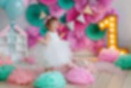 1 день рождения декор