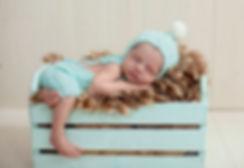 съемка новорожденных
