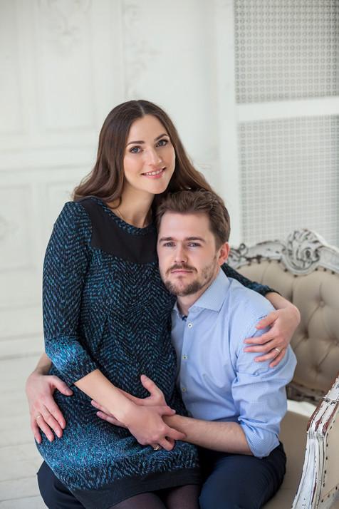 образы для фотосессии беременных с мужем