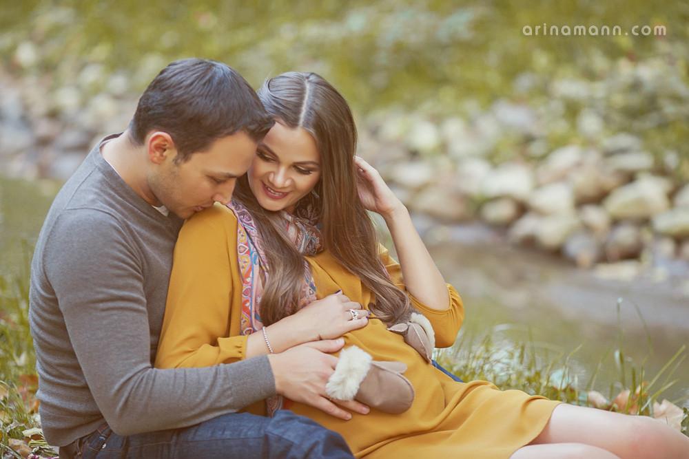 Беременная фотосъемка в Москве