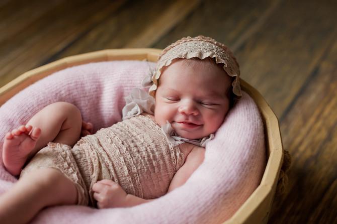 Лучший фотограф новорожденных Москвы