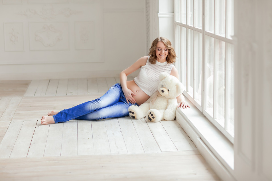 фотосессия беременность