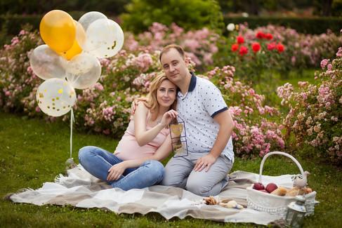 фотосессия беременных с мужем как одеться