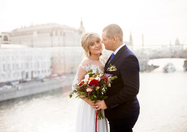 фотограф свадебной фотосессии