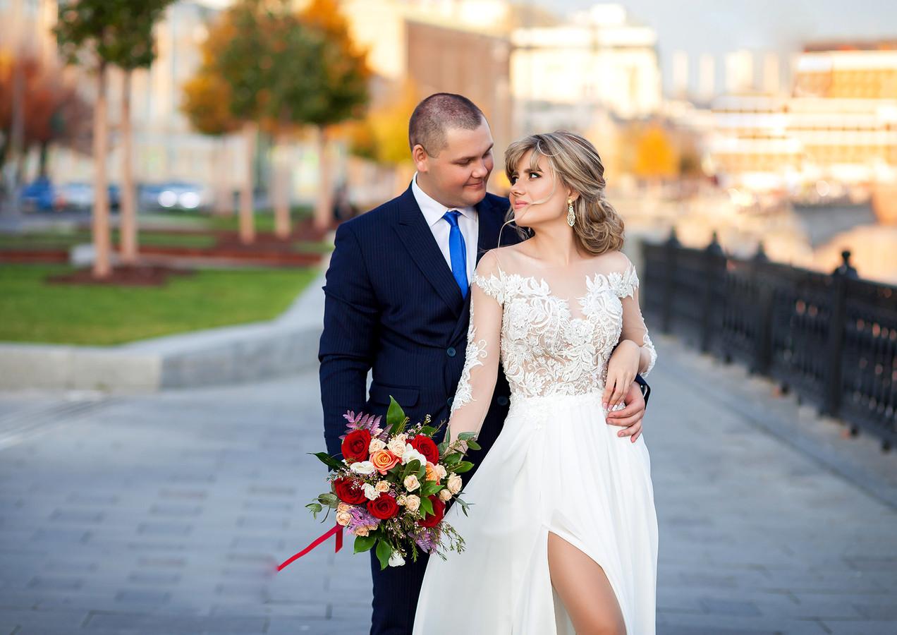 свадебный фотограф в балашихе