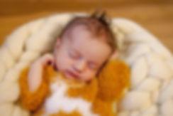 фотосессия новорожденных в домашних условиях