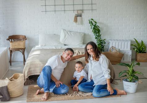 интересные фотосессии беременных с мужем