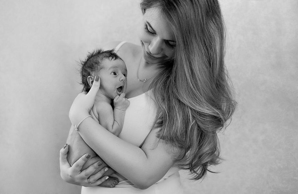 фотосессия новорожденных в домашних условиях идеи