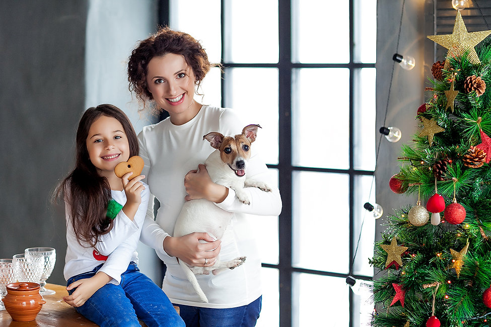 декор для семейной фотосессии