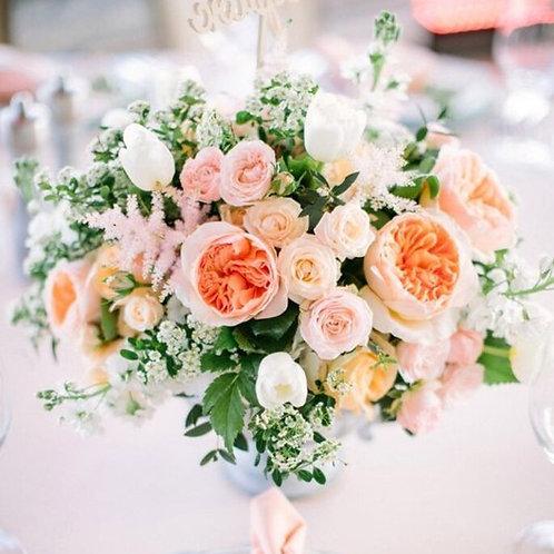 Композиция на свадебный стол
