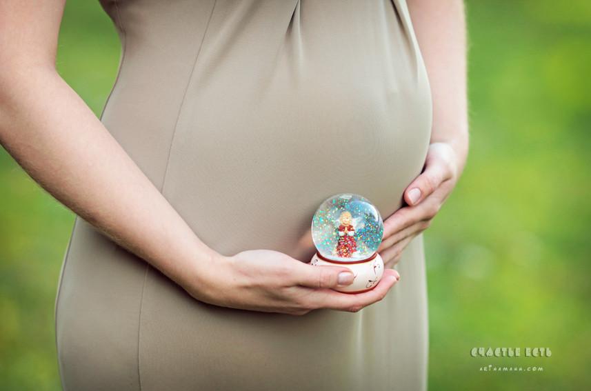 фотосессия беременны