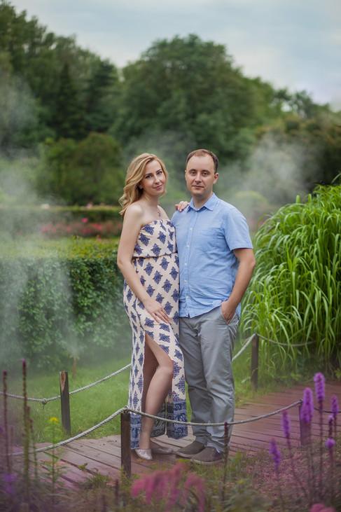 необычные фотосессии беременных с мужем