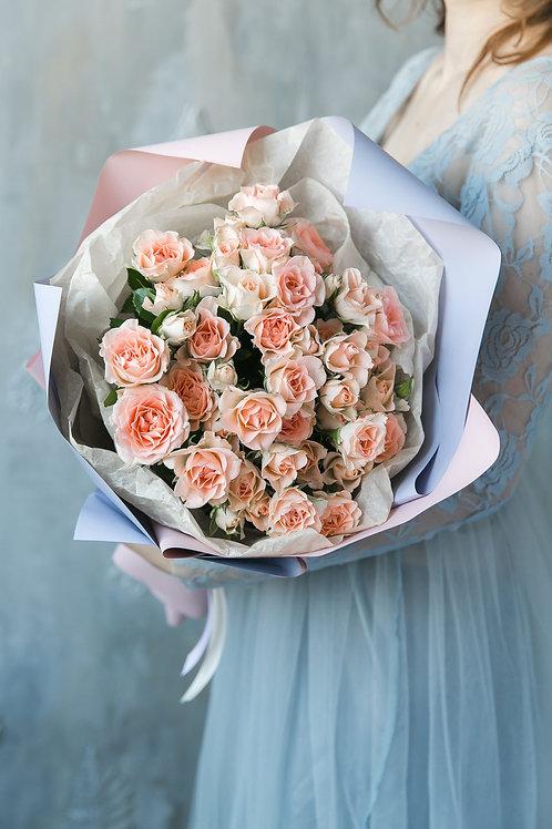 подписка на цветы москва