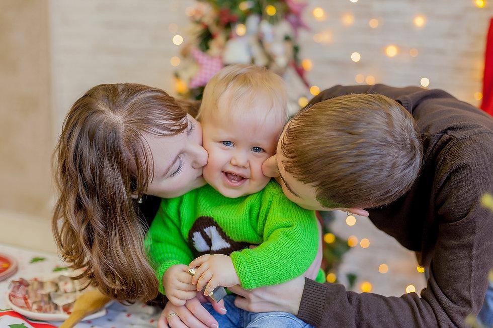 фотосессия ребенка дома фото