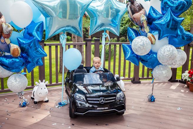 фотосессия 1 годик день рождения