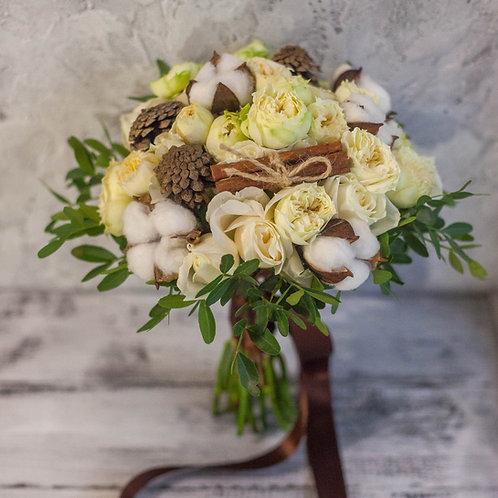 зиминий букет невесты