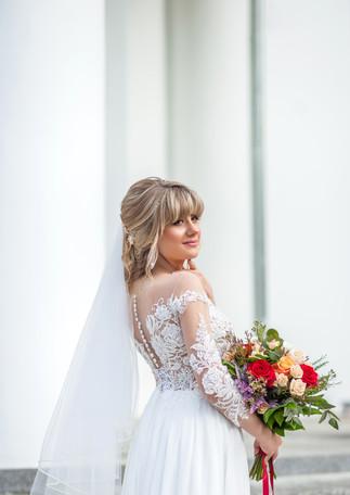 фотосессия свадьбы фотограф
