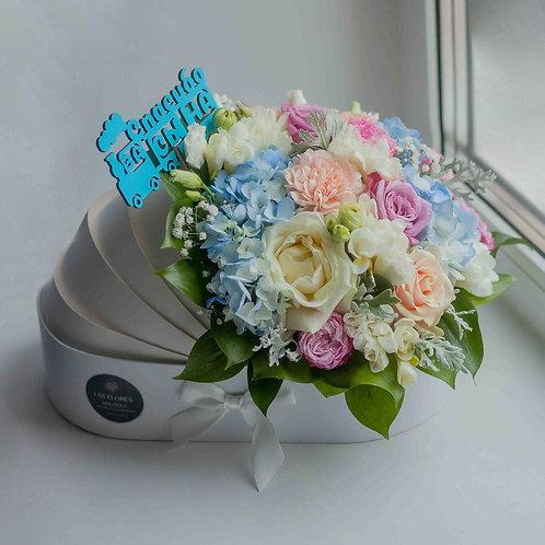 цветы на день рождения сына