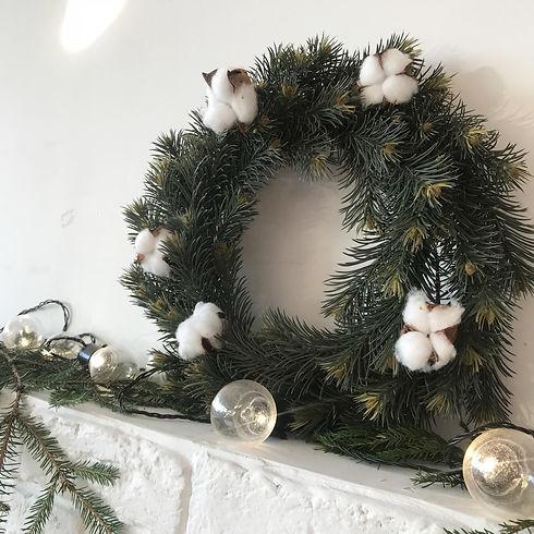декорирование новогодней фотосессии
