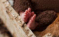 фотосессия новорожденного с выездом на дом