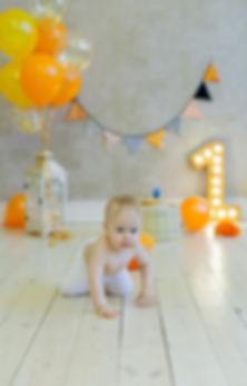 декор день рождения 1 годик