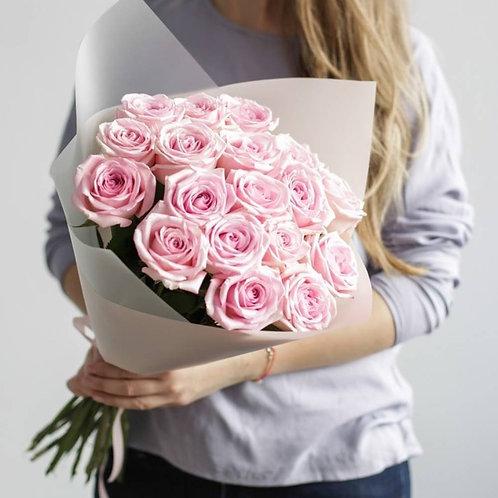 Подписка на цветы розы