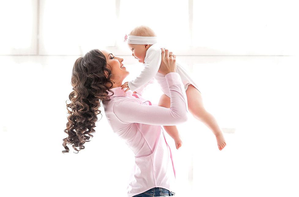 фотосессия ребенка 3 месяца