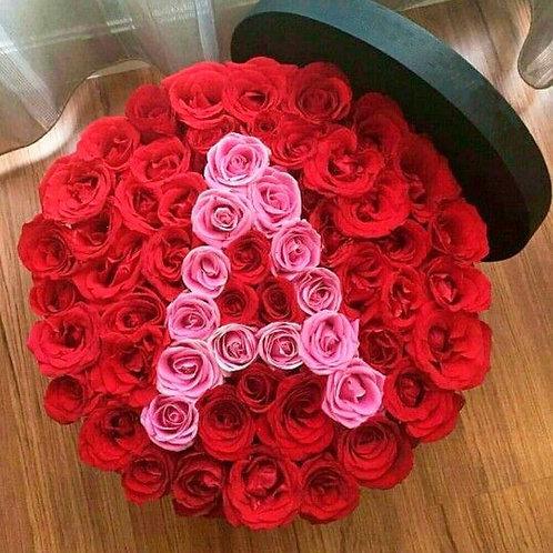 букет цветов с днем рождения