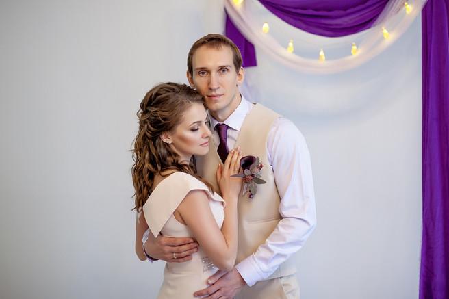 фотостудия для свадебной съемки