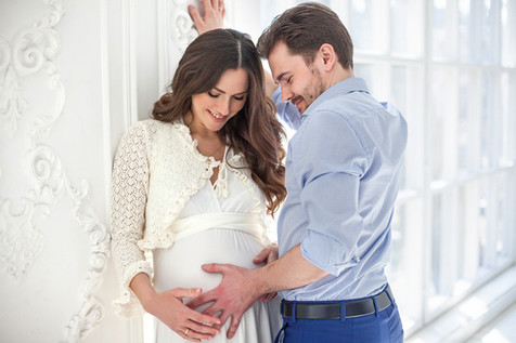 фотосессия беременных с мужем цена