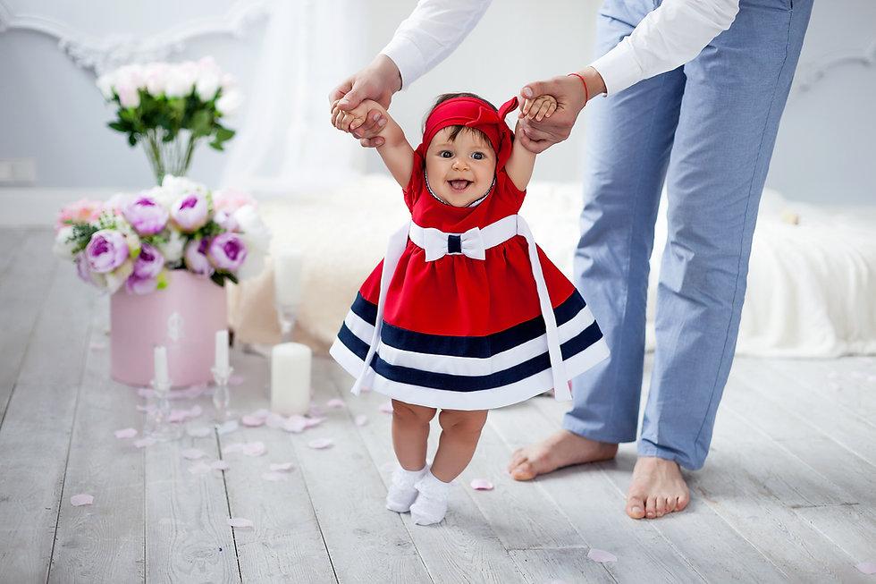 фотосессия детей 6 месяцев