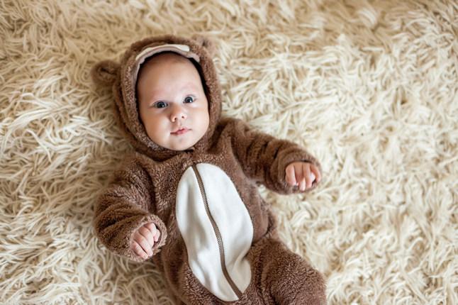 домашние фотосессии малыша