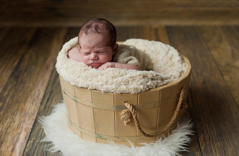 Фотосессия новорожденных детей Выезд на дом