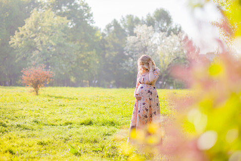 фотосессии девушек на природе летом