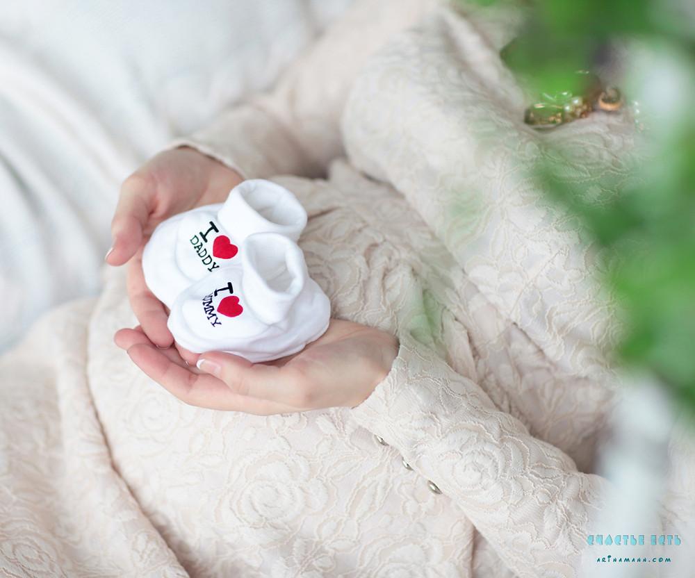 фотограф беременность