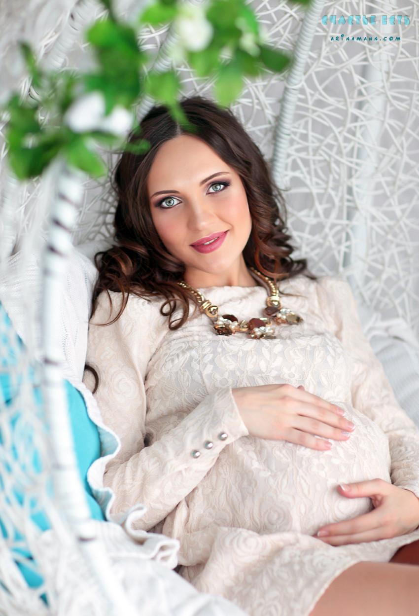 фотосессия для беременной с мужем