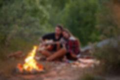 фотосессии пар на природе