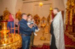фотограф на крещение люберцы