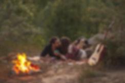 фотосессия пар в парке