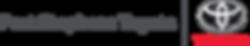 Port Stephens Toyota Logo Transparent BG