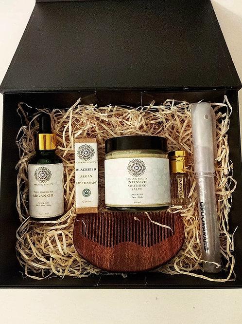Men's Luxury Grooming Gift Box