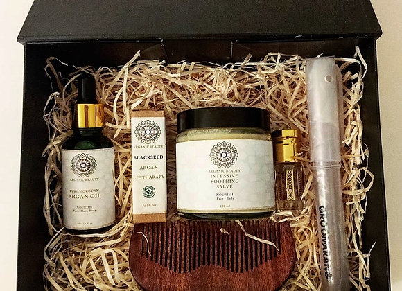 Men's Luxury Grooming Gift Box
